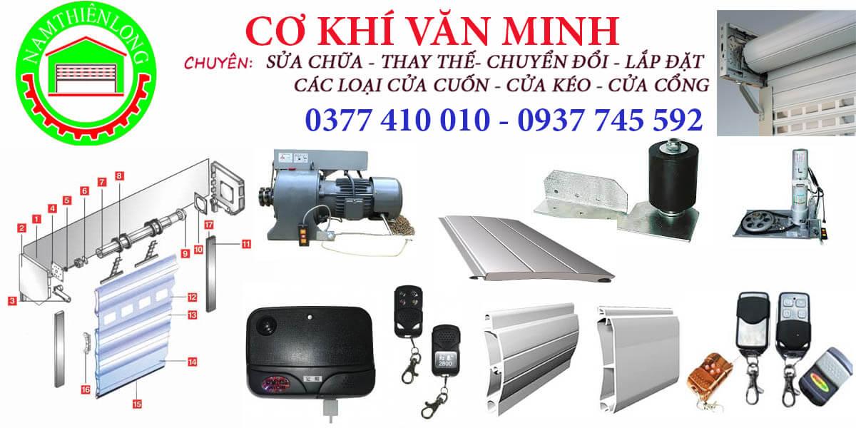 Đơn vị dịch vụ sửa cửa cuốn tại nhà ở Phú Giáo giá rẻ, đáng tin cậy