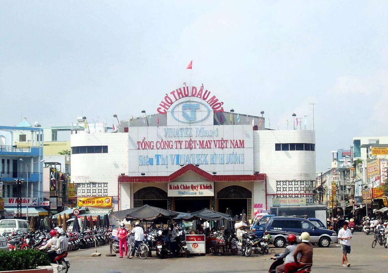 Lắp đặt cửa cuốn khe thoáng tại thành phố Thủ Dầu Một